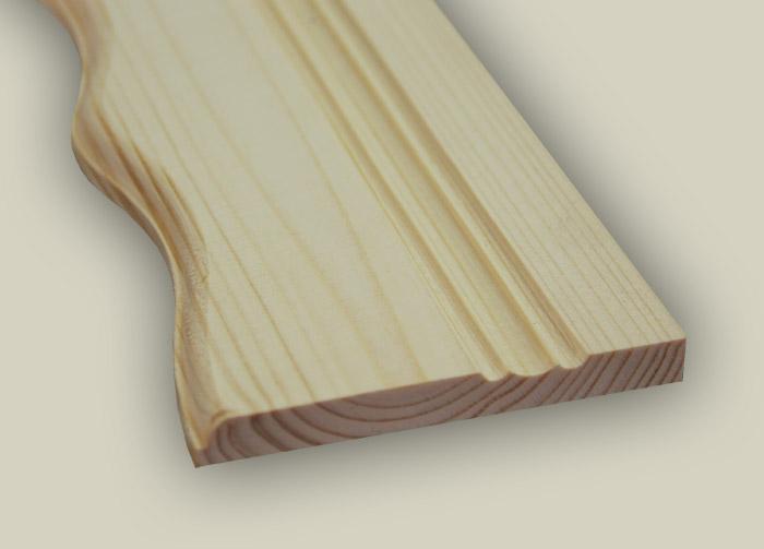 Ozdobna listwa drewniana